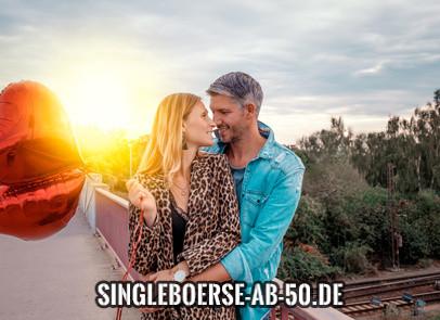 singlebörse 50 plus kostenlos